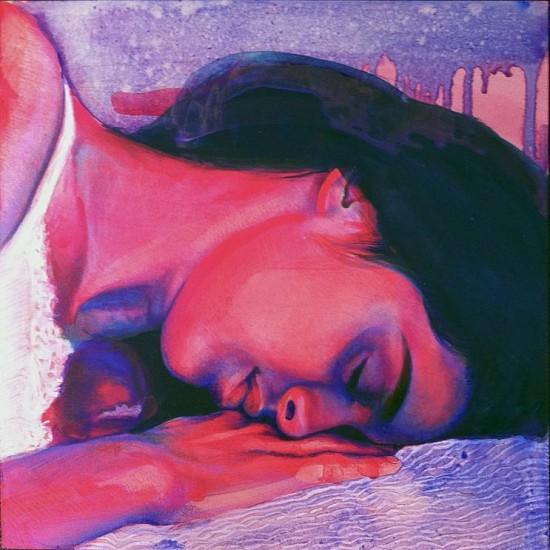 J.P. Morrison, VIVID DREAMS Colored Pencil and Gouache