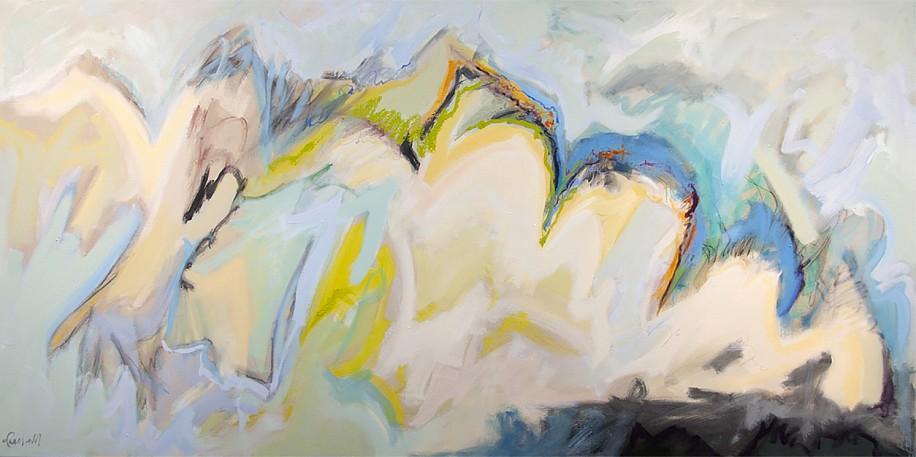 Sallyann Milam Paschall, SUMMER SONG 2015, Oil on Linen