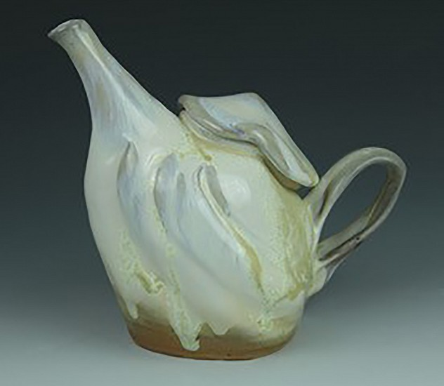 Gayle Singer, TEAPOT II Porcelain