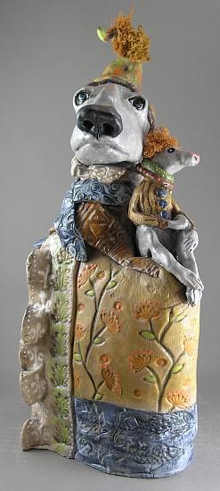 Diana Smith, DOLAN THE SAGE Ceramic
