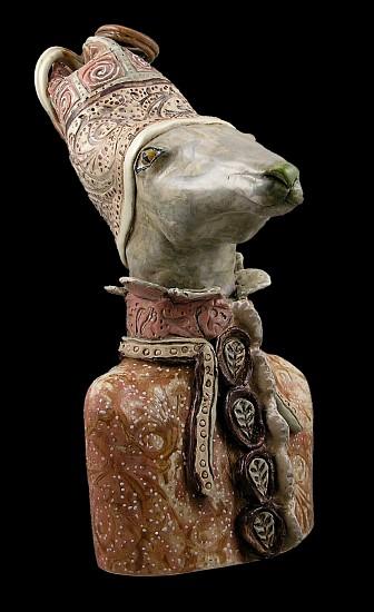 Diana Smith, DAIMINE OF THE FOREST Ceramic